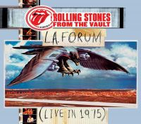 Cover The Rolling Stones - From The Vault - L.A. Forum (Live In 1975) [DVD]